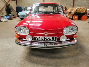 Exceptional VW 411 LE Type 4 Variant For Sale For Sale