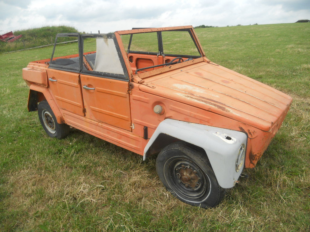 1969 VW Trekker Thing  For Sale (picture 1 of 6)