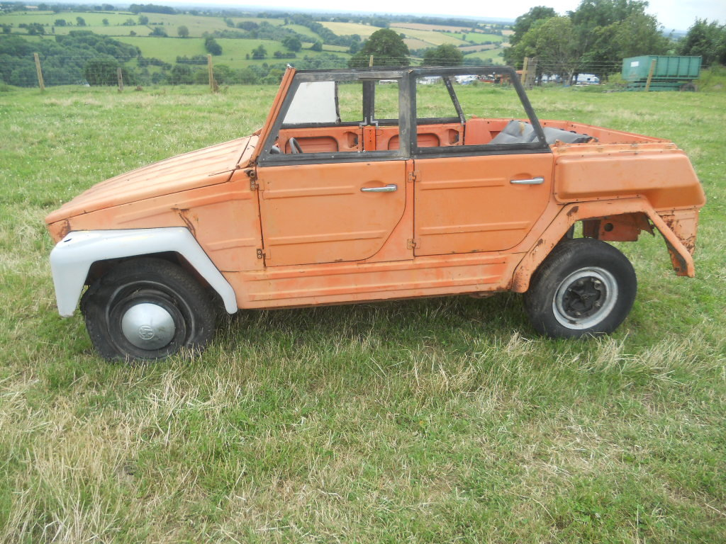 1969 VW Trekker Thing  SOLD (picture 2 of 6)