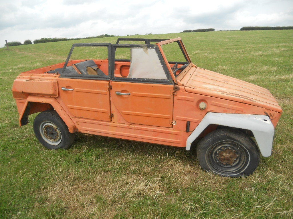 1969 VW Trekker Thing  SOLD (picture 3 of 6)