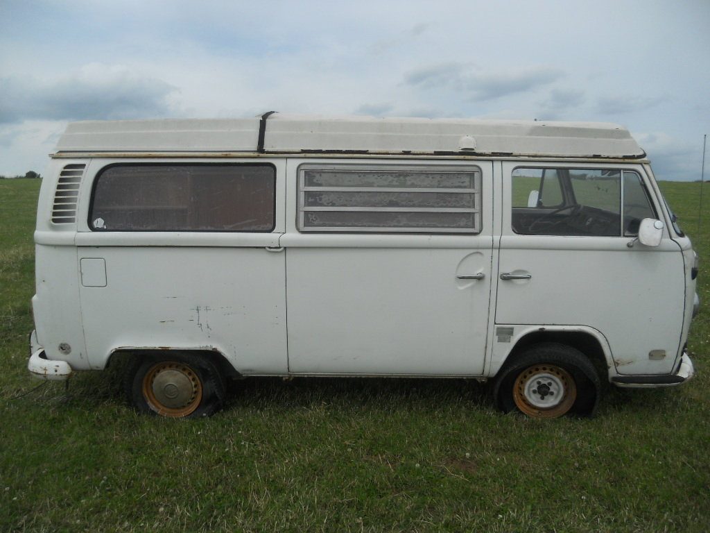 1972 VW Camper Van American import LHD Rust free  For Sale (picture 1 of 6)