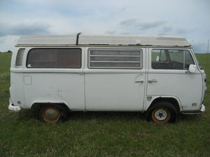 1972 VW Camper Van American import LHD Rust free  For Sale