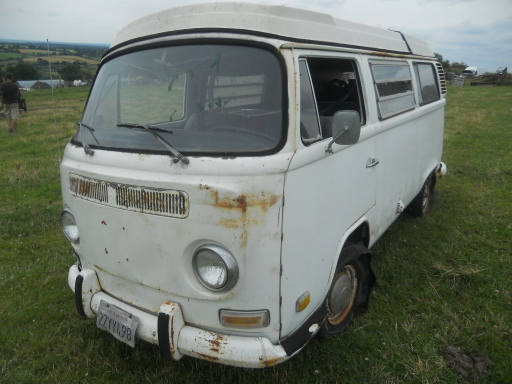 1972 VW Camper Van American import LHD Rust free  For Sale (picture 2 of 6)