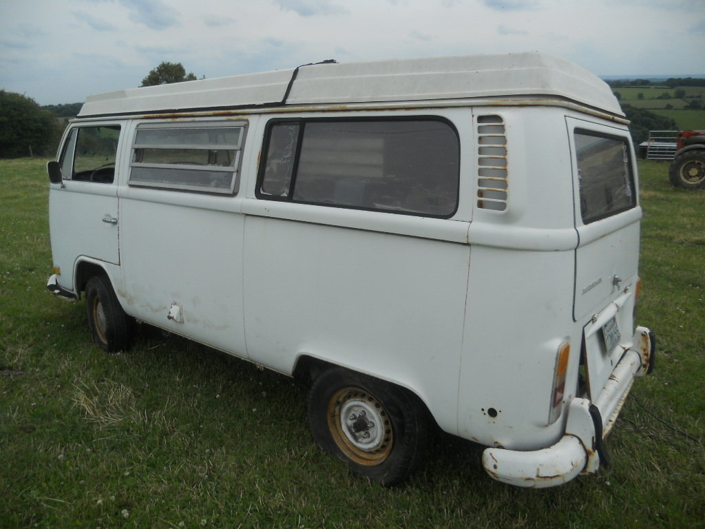1972 VW Camper Van American import LHD Rust free  For Sale (picture 3 of 6)