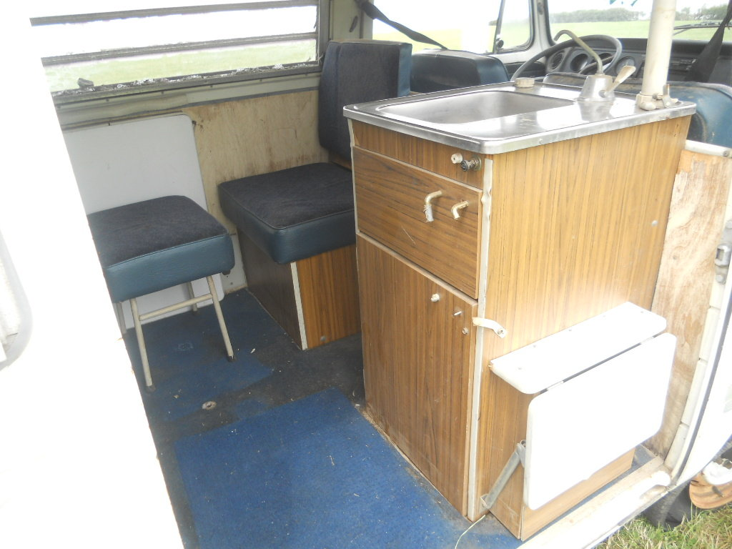 1972 VW Camper Van American import LHD Rust free  For Sale (picture 5 of 6)