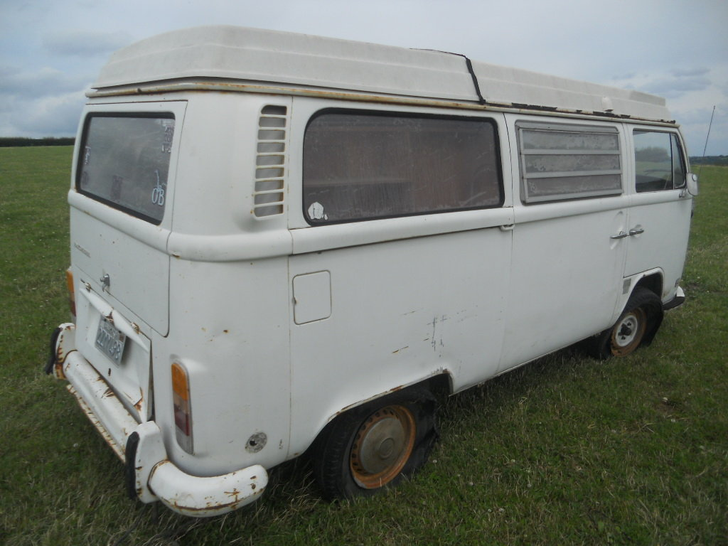 1972 VW Camper Van American import LHD Rust free  For Sale (picture 6 of 6)