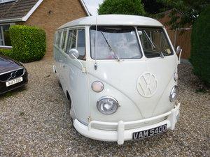 1966 Rust Free Split screen VW Camper