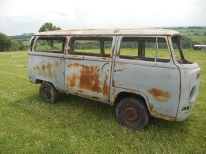 Picture of 1971 VW Camper Van American import LHD Rust free  For Sale