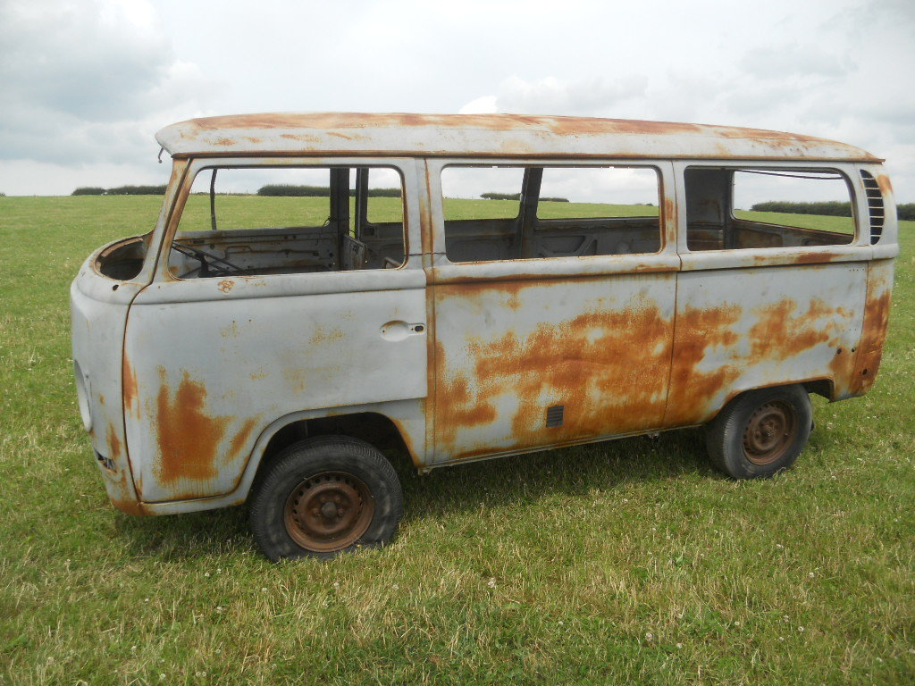 1971 VW Camper Van American import LHD Rust free  For Sale (picture 2 of 6)
