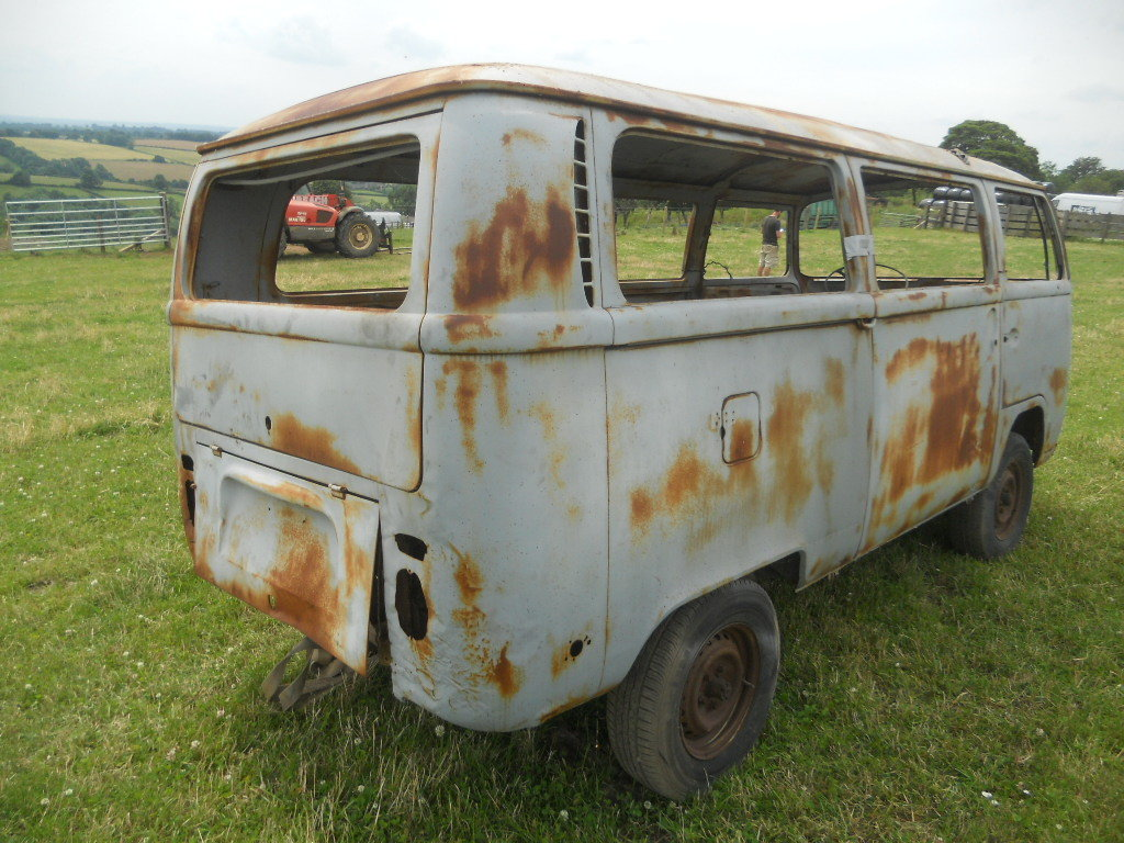 1971 VW Camper Van American import LHD Rust free  For Sale (picture 3 of 6)