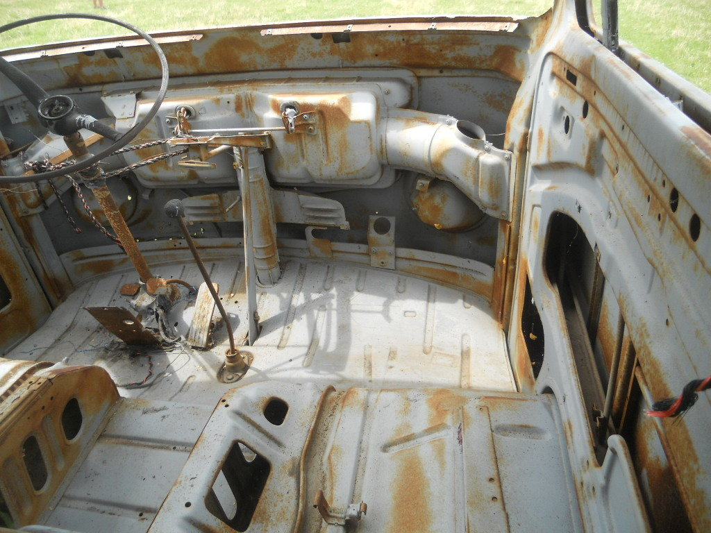 1971 VW Camper Van American import LHD Rust free  For Sale (picture 4 of 6)