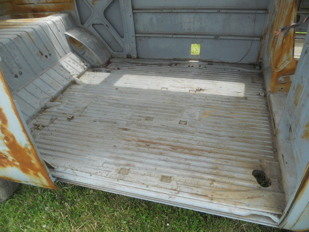 1971 VW Camper Van American import LHD Rust free  For Sale (picture 5 of 6)