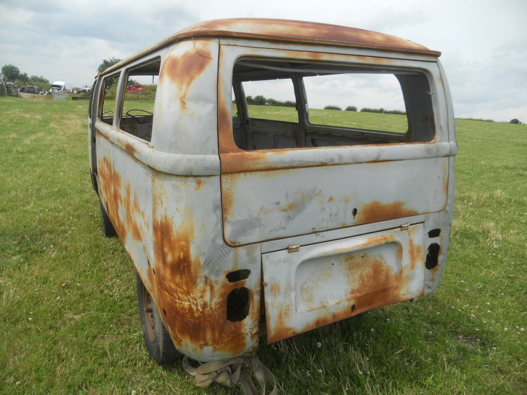 1971 VW Camper Van American import LHD Rust free  For Sale (picture 6 of 6)