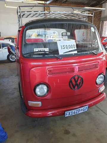 1970 VW Low Light Pick Up , Fully Restored For Sale (picture 1 of 6)