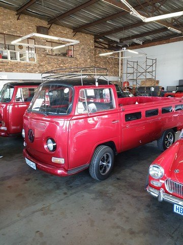 1970 VW Low Light Pick Up , Fully Restored For Sale (picture 2 of 6)