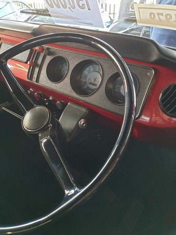 1970 VW Low Light Pick Up , Fully Restored For Sale (picture 3 of 6)