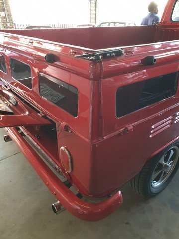 1970 VW Low Light Pick Up , Fully Restored For Sale (picture 5 of 6)