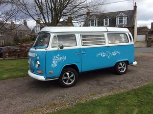 WESTFALIA 1972 VW T2 CAMPER VAN FULLY RESTORED For Sale