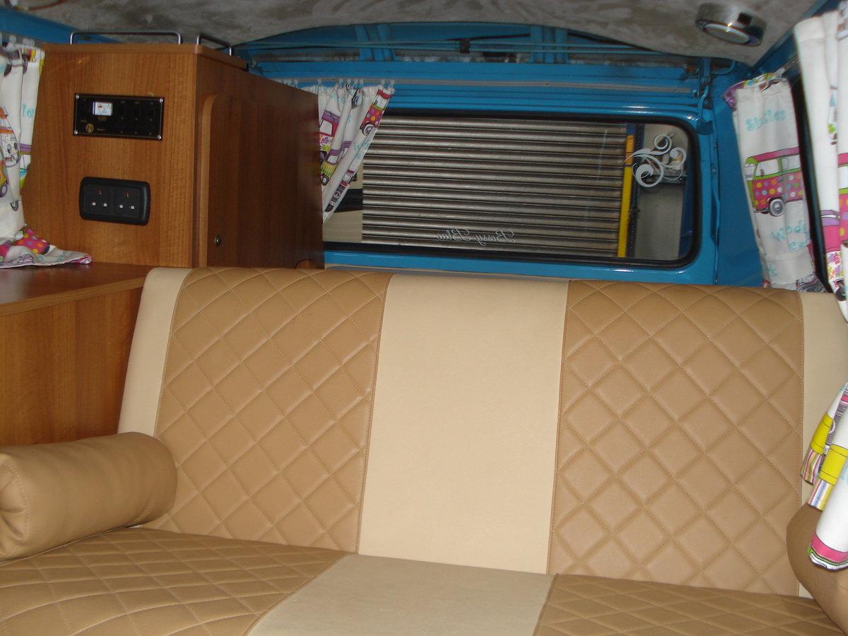 WESTFALIA 1972 VW T2 CAMPER VAN FULLY RESTORED SOLD (picture 2 of 6)