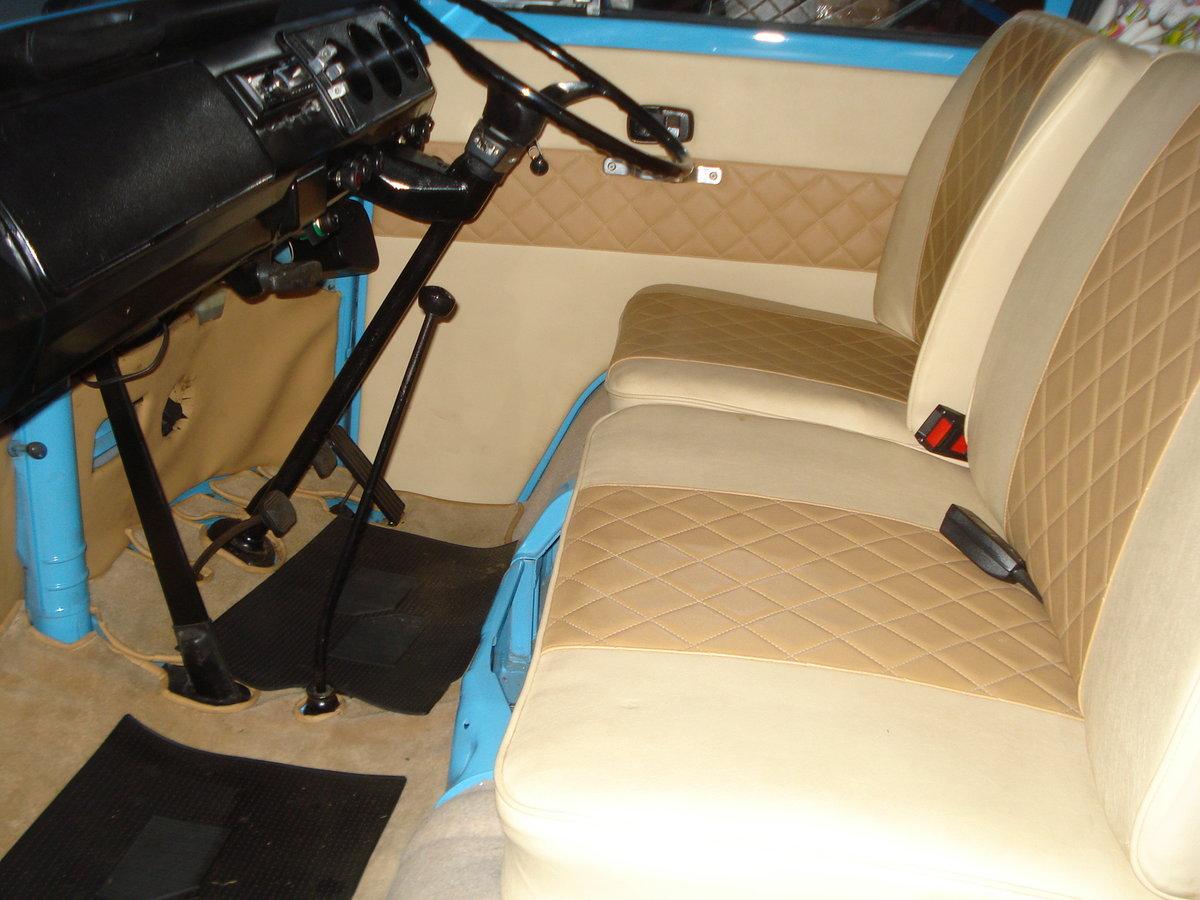 WESTFALIA 1972 VW T2 CAMPER VAN FULLY RESTORED SOLD (picture 4 of 6)