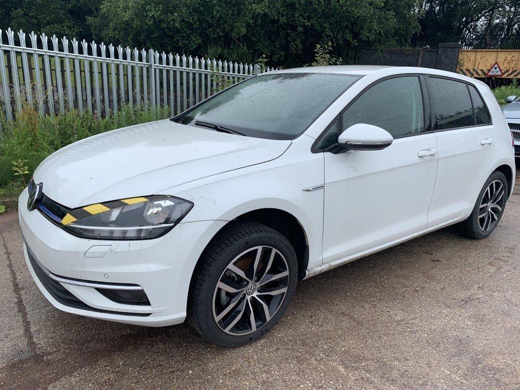 Volkswagen Golf 1.5 TSI ( 130ps ) EVO ( s/s ) 2018MY SE Nav  For Sale (picture 1 of 6)