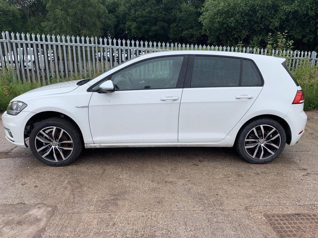 Volkswagen Golf 1.5 TSI ( 130ps ) EVO ( s/s ) 2018MY SE Nav  For Sale (picture 2 of 6)