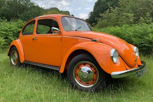 1970 Restored Beetle 1200S For Sale