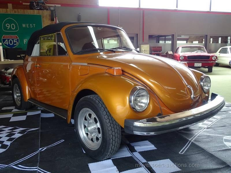 1975 VOLKSWAGEN Kever cabriolet For Sale by Auction (picture 6 of 6)