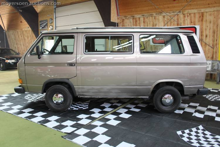 1983 VOLKSWAGEN Transporter T3  For Sale by Auction (picture 2 of 6)