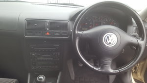 2001 VW Golf Less than 500 made in this year For Sale