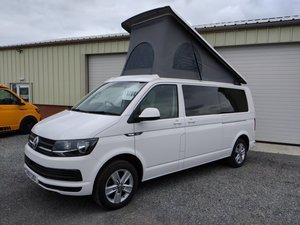 2017 VW Transporter T6 LWB Trend A/C 4 berth Camper SCA Roof For Sale
