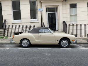 Karmann Ghia convertible 1974 For Sale