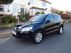 2010 VOLKSWAGEN TIGUAN 2.0 TDI 4MOTION For Sale