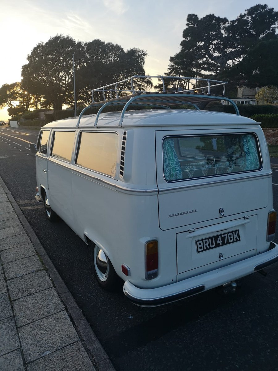 1972 Vw baywindow deluxe For Sale (picture 4 of 6)