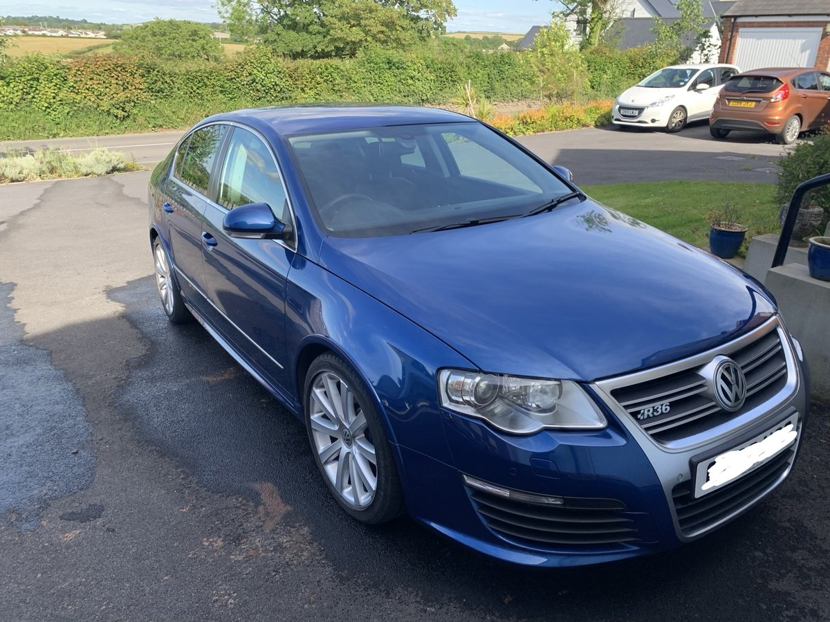 2009 Ultra Rare VW Passat R36 For Sale (picture 1 of 5)
