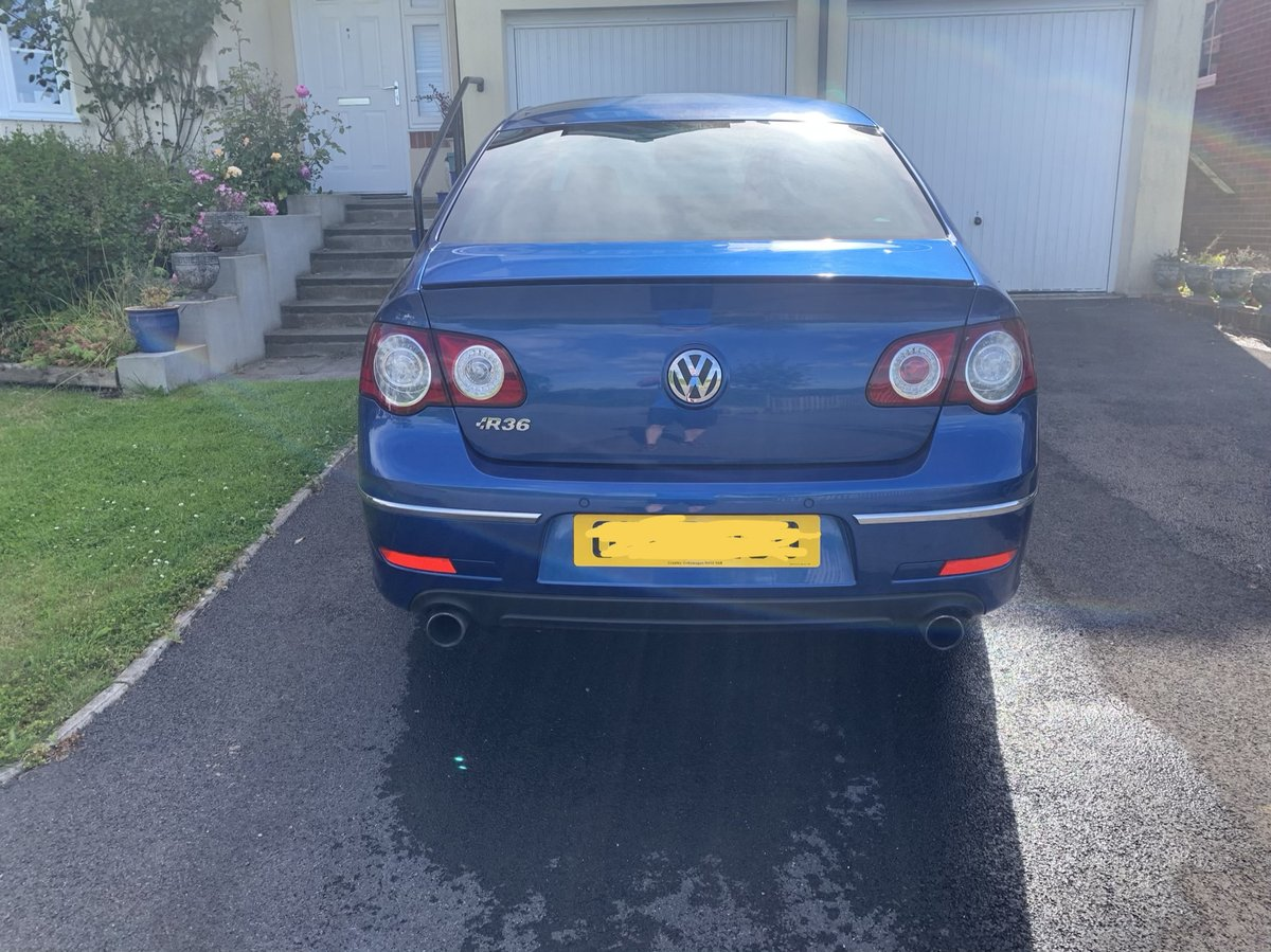 2009 Ultra Rare VW Passat R36 For Sale (picture 2 of 5)