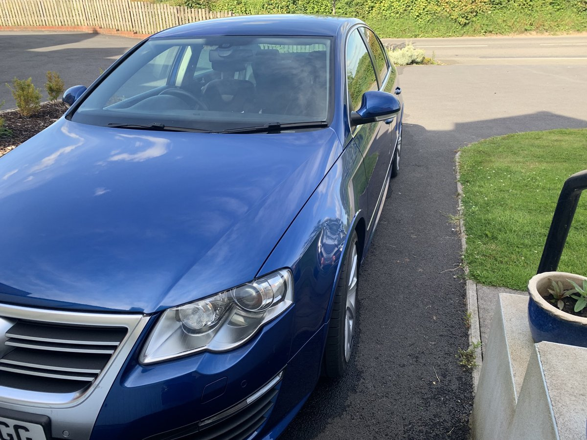 2009 Ultra Rare VW Passat R36 For Sale (picture 4 of 5)