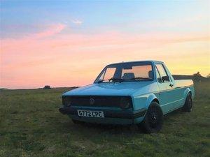 1989 Volkswagen Caddy MK1 For Sale