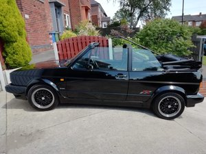 1992 Rare Golf MK1 GTI Sportline cabriolet mint For Sale