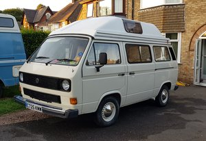 1986 VW T25 T3 camper For Sale
