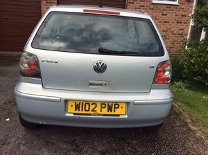 VW Polo 2000 For Sale