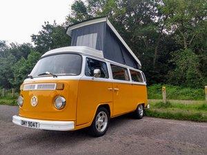 RHY 1979 Bay Window VW Camper - very solid & fun!