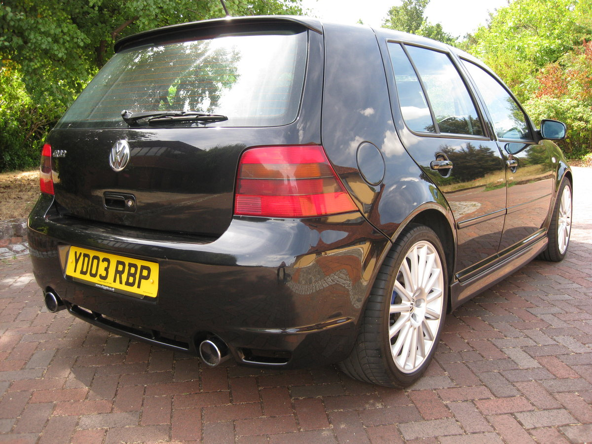 2003 VW GOLF R32 LAST OWNER SINCE 2004 FVWSH For Sale (picture 2 of 6)