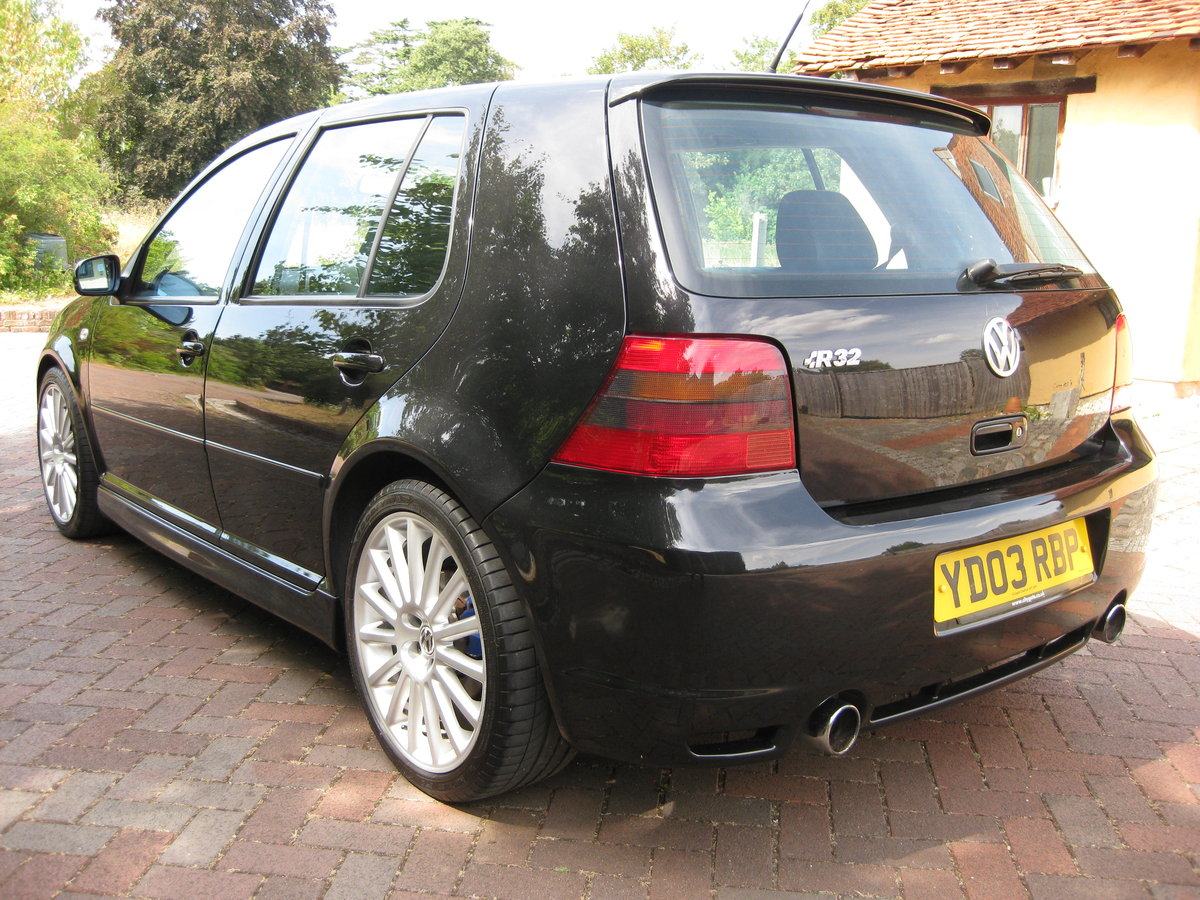 2003 VW GOLF R32 LAST OWNER SINCE 2004 FVWSH For Sale (picture 3 of 6)