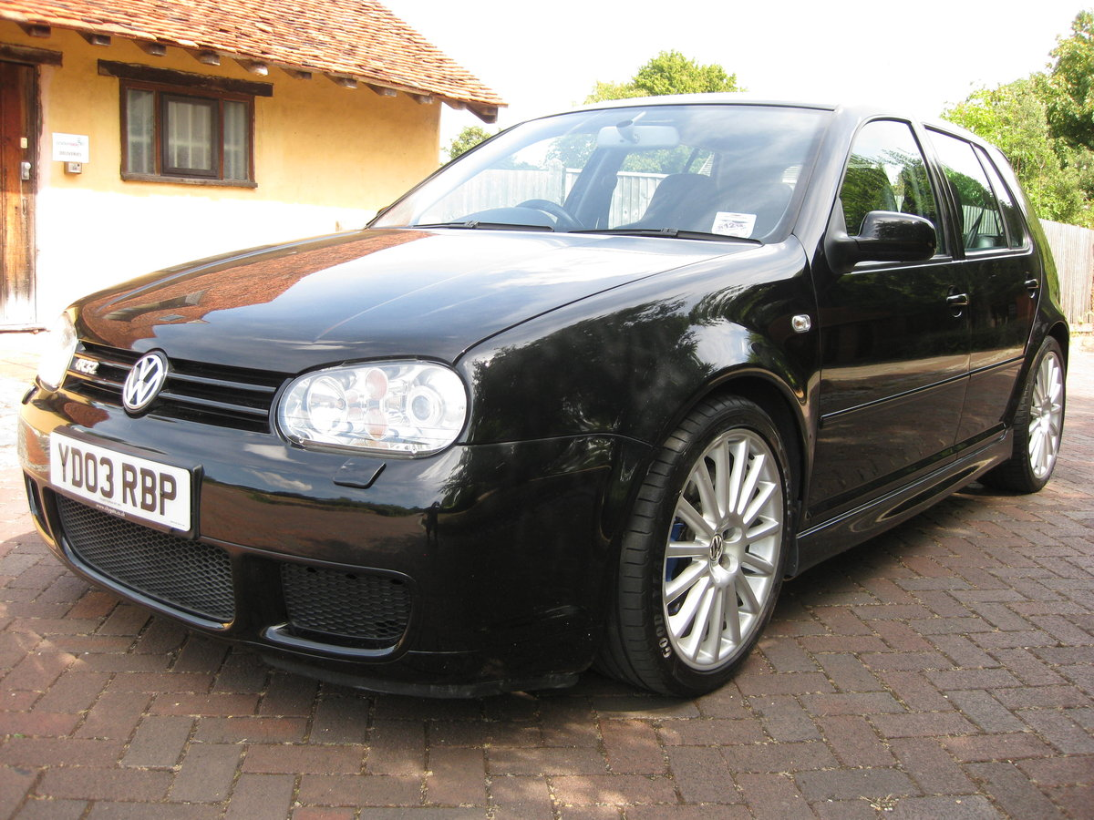 2003 VW GOLF R32 LAST OWNER SINCE 2004 FVWSH For Sale (picture 4 of 6)