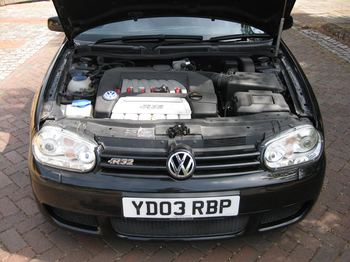 2003 VW GOLF R32 LAST OWNER SINCE 2004 FVWSH For Sale (picture 6 of 6)