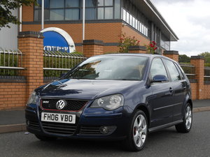 2006 VW POLO 18T GTI 150BHP 5DR + FSH  SOLD