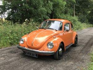 1973 Volkswagen beetle 1303 For Sale