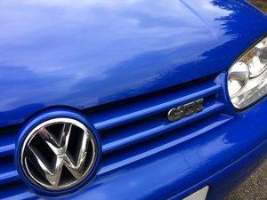 2001 Volkswagen GTi Golf Bargain low Mileage Good looki For Sale