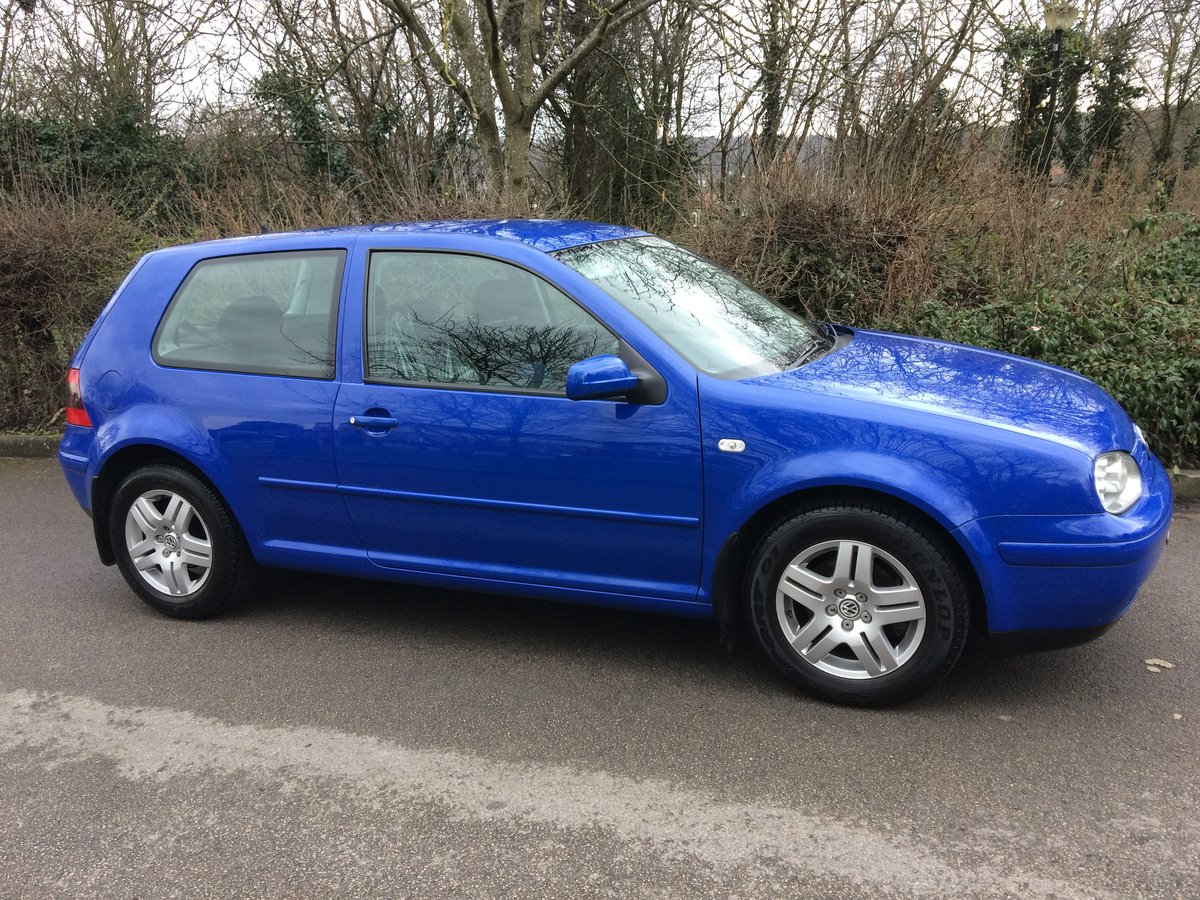 2001 Volkswagen GTi Golf Bargain low Mileage Good looki For Sale (picture 2 of 6)